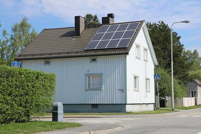panele słoneczne - ogrzewanie