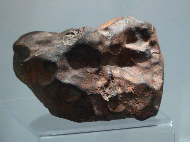 niklowanie galwaniczne - meteoryt