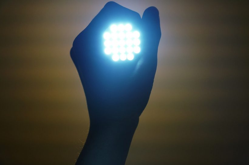 zalety oświetlenia led