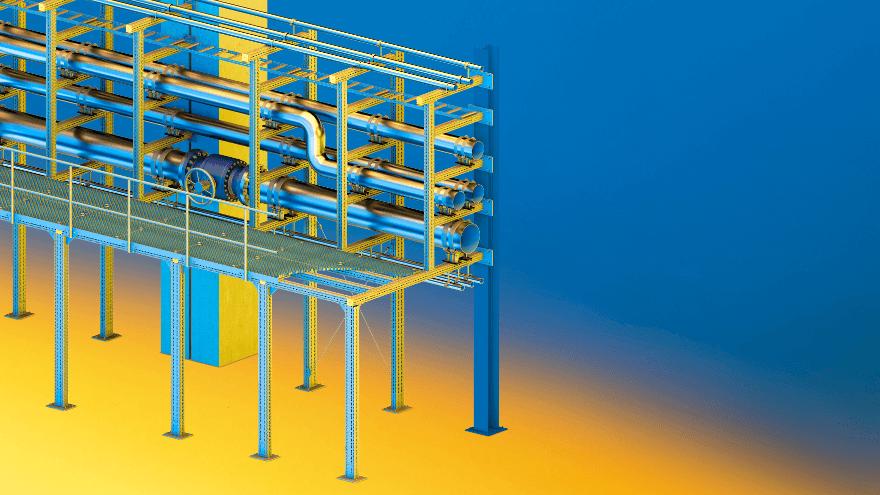 Wysokiej jakości systemy zamocowań instalacji rurociągowych
